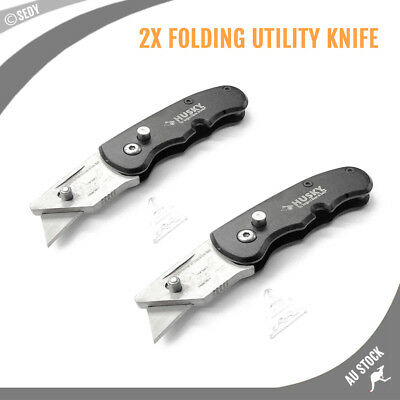 "BRAND NEW 4"" / 100mm Utility Knife Stanley Knife Blade Folding Knife Box Cutter"
