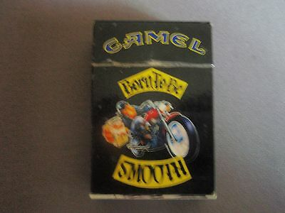 "Joe Camel Promo Lighter  ""BORN TO BE SMOOTH"" Empty for display"