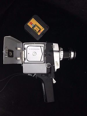 Yashica,movie, film camera super 8, CdS-EE ThruTheLens, Zoom 1:17,f=10-30, 2225