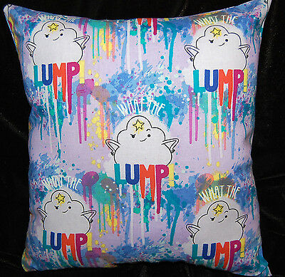 New Handmade Adventure Time Lumpy Space Princess Lsp Travel / Bed Pillow