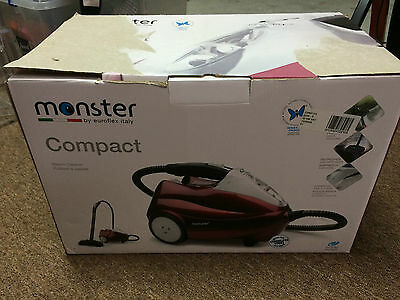 Monster Compact Steam Cleaner by Euroflex (SC60)