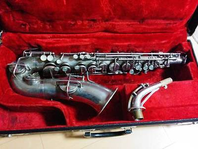 """Used Martin alto sax """"Typewriter""""  Free Shipping from Japan Christmas Holiday"""