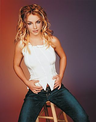 Britney Spears Unsigned 8x10 Photo (148)
