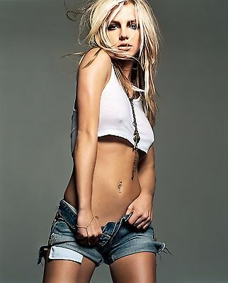 Britney Spears Unsigned 8x10 Photo (12)