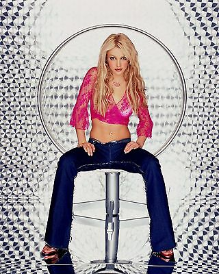 Britney Spears Unsigned 8x10 Photo (109)