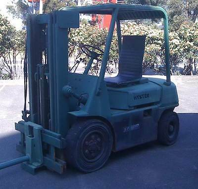 HYSTER 2.5 Ton Forklift with Side shift (Sydney)