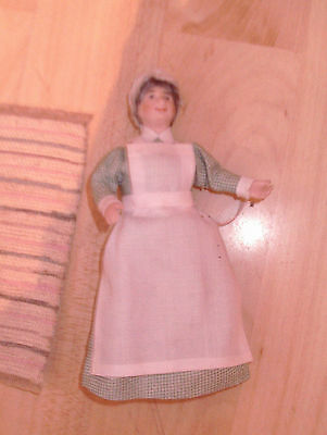 12th scale cook and rug