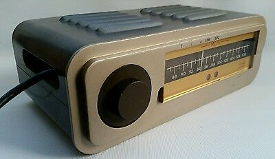 Vtg Acoustical Manufacturing Co. MC/S Quad Radio FM Valve Tuner
