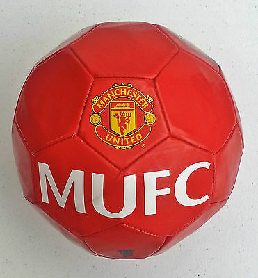 Manchester United MUFC Soccer Ball Size 5 - 2009