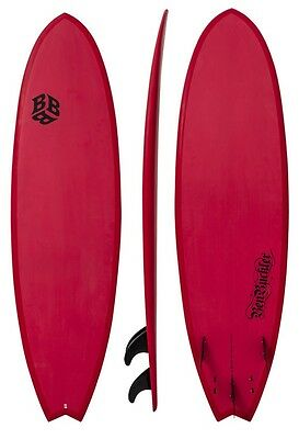 New surfboard for beginners and larger surfers from Ben Buckler Boards