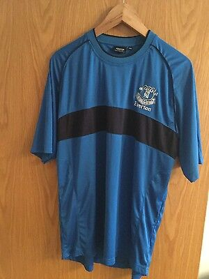 Men's Authentic Everton Football Shirt Official Product  Size XXL