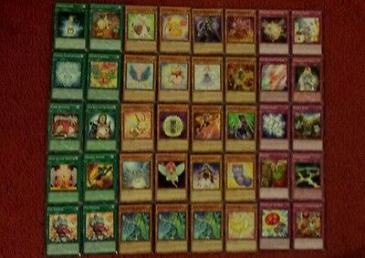 Yu-Gi-Oh Melodious and Fluffal Deck - 40 cards complete BONUS 5 cards