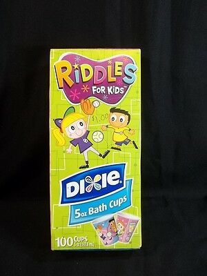 Dixie Paper Cups 5 Oz Riddles For Kids Bathroom