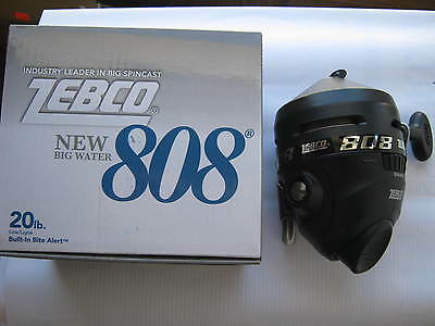 Zebco 808 Big Water Series Spincast Reel