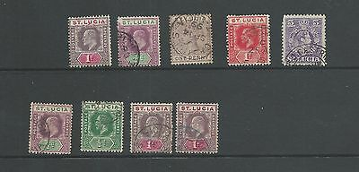 St Lucia small collection
