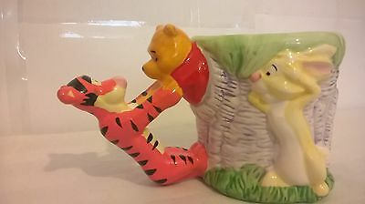 disney winnie the pooh and tigger coffee cup/mug  excellent present