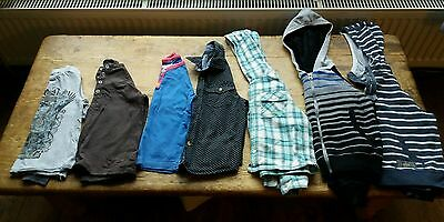 Boys clothes bundle 4-5 years VGC 7 items