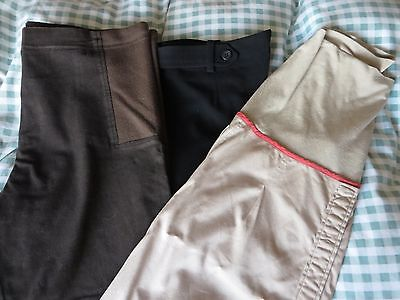 Size 10 / 12 Maternity Trousers & Skirt