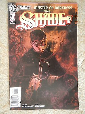 DC Comics first edition Master of Darkness The Shade Excellent condition