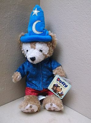 Disney Dressed 12 Inche Duffy The Disney Bear 2016 New With Tags