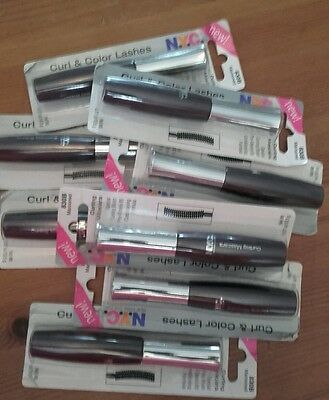 jobs lot of NYC curling mascara new