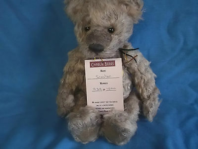 Charlie Bear Extremely Rare Scooter Limited Edition 939 of 1200 Only World Wide