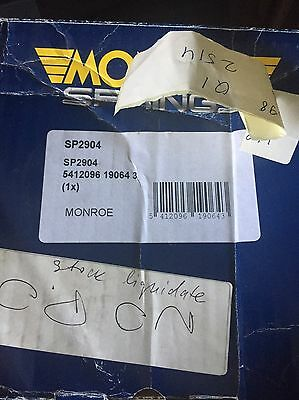 New Monroe OE Quality Coil Spring (X1) SP2904