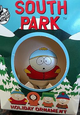 South Park Cartmen Holiday Ornament