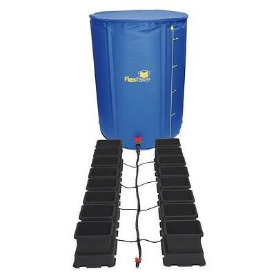 AUTOPOT EASY2GROW 16 POT SYSTEM LARGER POTS AVAILABLE black or green hydroponics