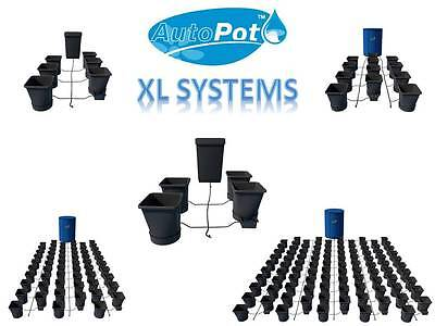 Autopot New Xl Systems, Flexi Or Solid Res 25L Pots