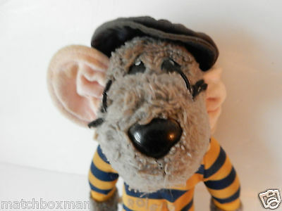 Vintage Hasbro Roland Rat 1980S Superstar Soft Toy 36 Cm Long 209 Grams Bw2011/1