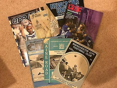 Manchester City League Cup Fixtures 1965 To 2003 LISTED