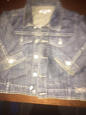 DKNY Denim Jacket Age 12 Months