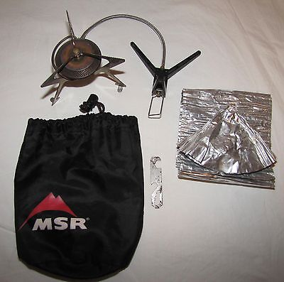 MSR Windpro II Backpacking Camping Stove