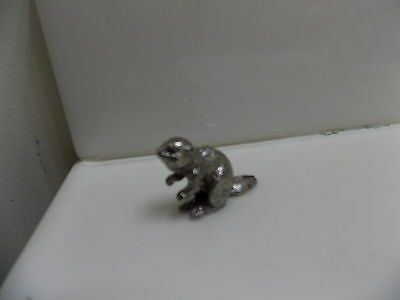 Pewter? Beaver Badger Woodchuck? Figurine