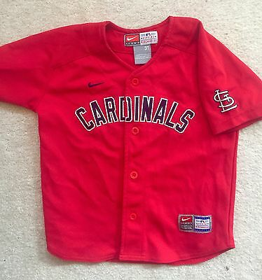 3T Youth St. Louis Cardinals Nike Jersey
