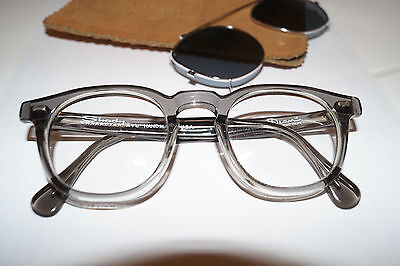 lunettes vintage James Dean Shady Character NYC