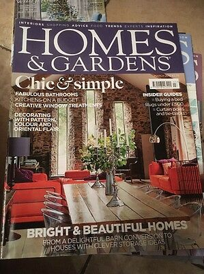Homes And Gardens Magazine March 2010