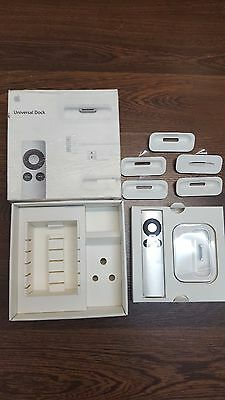 apple universal dock - Very Good - Plug and Cable Missing - 1st Class Delivery
