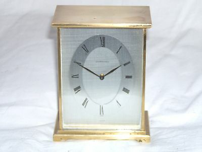 Garrard Carriage Clock By IMPERIAL CHEMICAL INDUSTRIERS LTD, c1975 Working Order
