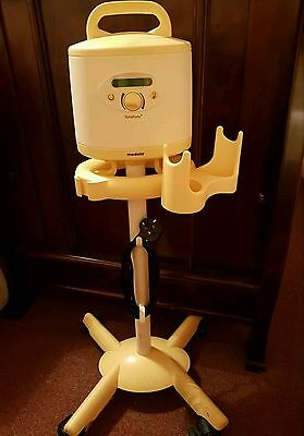 Medela Symphony 2.0 Hospital Grade Breast Pump bottel holder legs