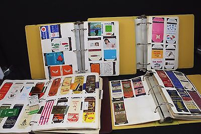 Collection Of Vintage Matchbooks Hawaii Japan Mexico New York  Hong Kong