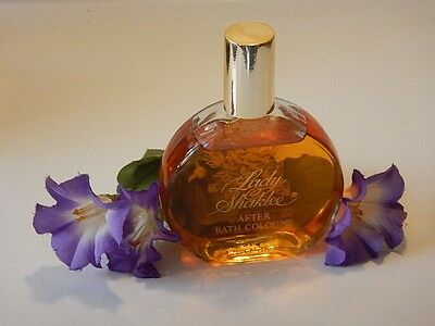 "Vintage SHAKLEE ""Lady Shaklee After Bath Cologne"" 4 fl oz."