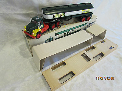VINTAG HESS MARX TRUCK  w/ BOX, Mint: New In Box.  Lights work
