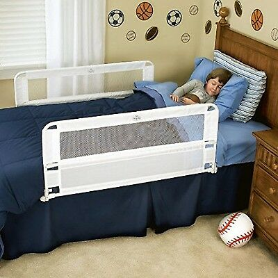 Regalo Hide Away Double Sided Bed Rail White