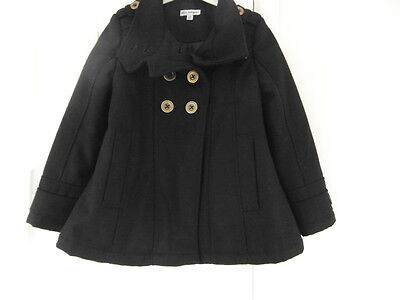 m&s (autograph) used a size 5-6 yrs and black in colour jacket