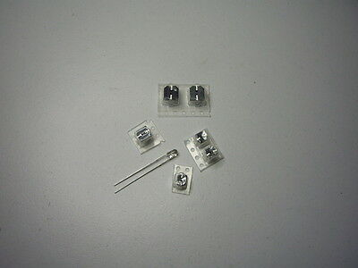 Sony Icf-Sw1 World Radio Receiver Capacitor Repair Kit With Led Upgrade