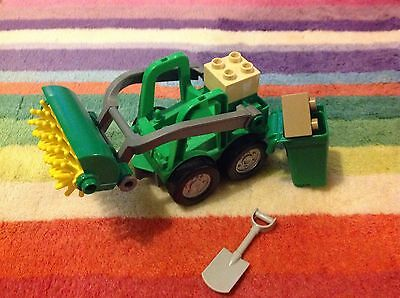 Lego Duplo Recycling Truck / Road Sweeper