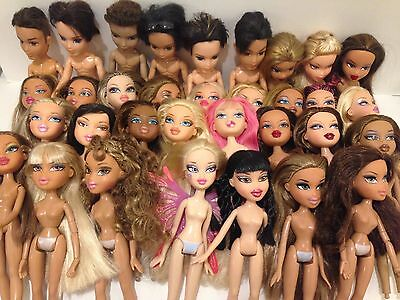 Choose Your own BRATZ Doll Bundle - Buy as many as you like for £2.75 P&P