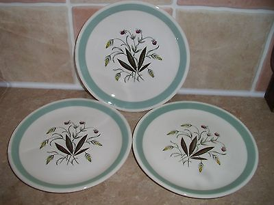 Alfred Meakin Hedgerow Side Plates